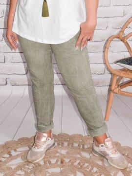 Pantalon grande taille fashion Gnève