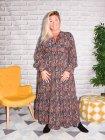Senlis, Longue robe bohème grande taille coté