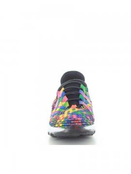 Chaussures Gummies Victoria multi black avant