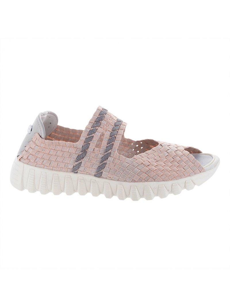 Chaussures Kai New blush, marque Bernie Mev