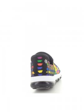 Chaussures Gummies Victoria multi black dos