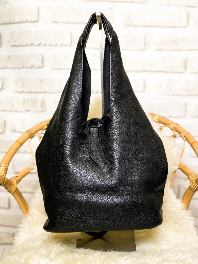 Syrin grand sac hobo noir
