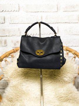 Mina, sac rétro noir