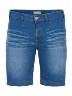 Jolyn,  short jean, marque Zizzi