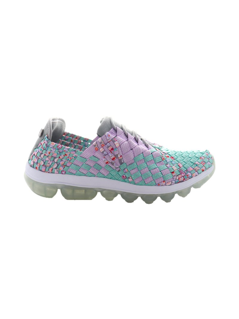 Sneakers Gummies Victoria cotton candy print marque Bernie Mev profil