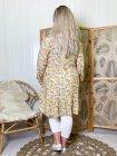 Bérénice robe grande taille imprimé fleuri Bérénice robe grande taille imprimé fleuri  00777764