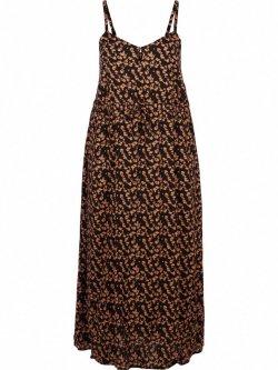 Longue robe Mariama, marque Zizzi