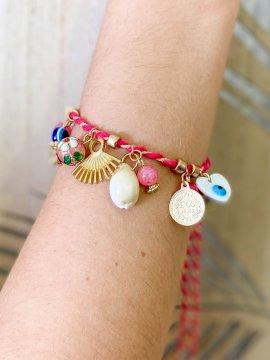 Bracelet charms bohème 2
