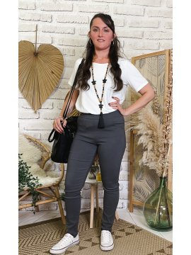 Jegging Christy anthracite face