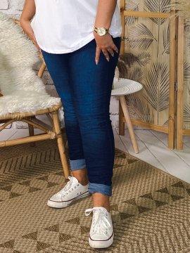 jegging jean grande taille Kalimbaka