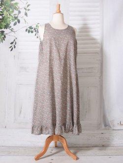 Fond de robe liberty, idéal pour vos superpositions