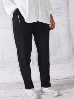 Berlin, pantalon sportswear,  Lagenlook