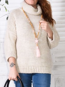 Pull Dingle, marque Lagenlook