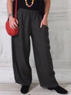 Hammamet, pantalon lin