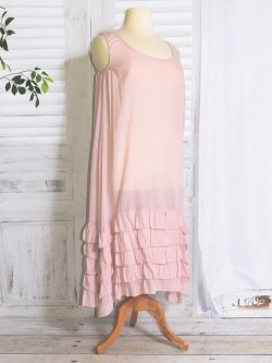 Esperanza fond de robe - rose