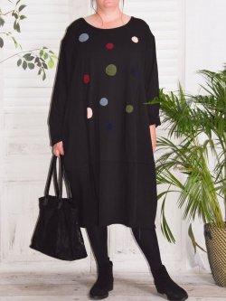 Charline, robe sweat originale