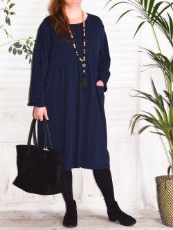 Ornella, robe sweat
