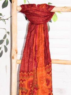 Echarpe Yasmine - orange