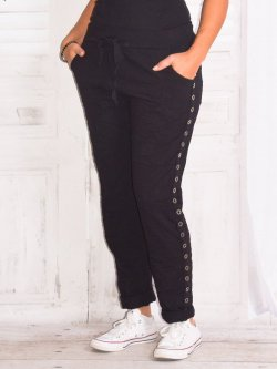 pantalon sportswear grande taille