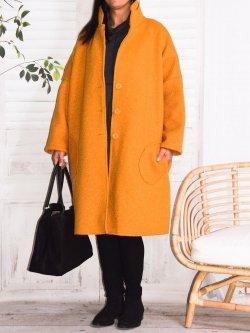 Rosana, manteau grande taille