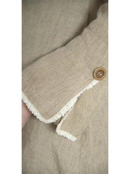 Robe Amazing beliefs marque JDL zoom manche