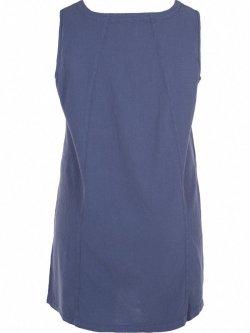 Illona, tunique, marque Zizzi - Bleu
