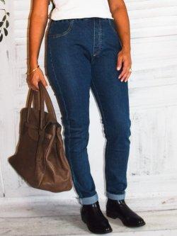 Jegging jean grande taille, marque Nana Belle