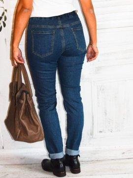 Jegging jean grande taille, marque Nana Belle dos