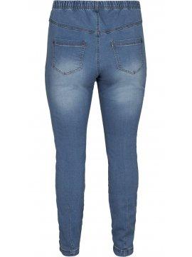 Jegging jean, marque Zizzi dos