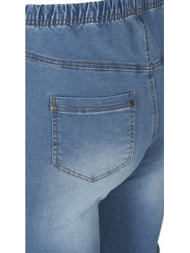 Jegging jean, marque Zizzi zoom dos