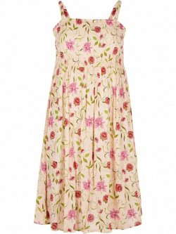 Marina, robe longue, grande taille, marque Zizzi