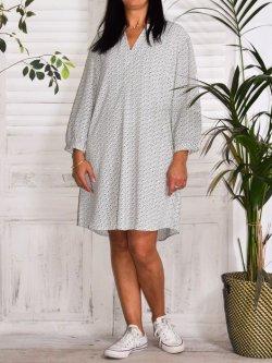 Lilou, un amour de robe, marque Christy - blanc