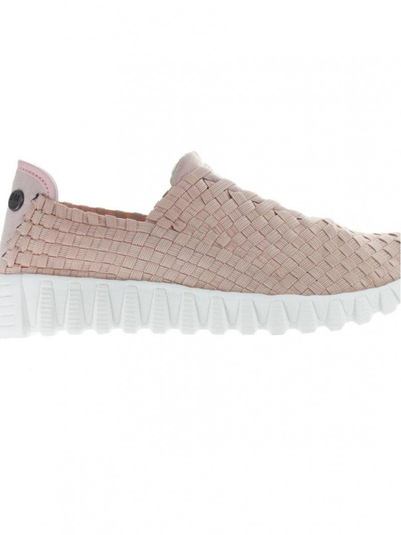 Sneakers Zip Vivaldi blush marque Bernie Mev profil