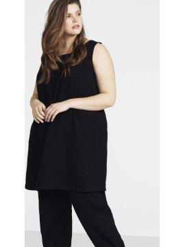 Illona, tunique, marque Zizzi noir modele