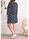 Lola, robe fleurie, marque Zizzi 54564