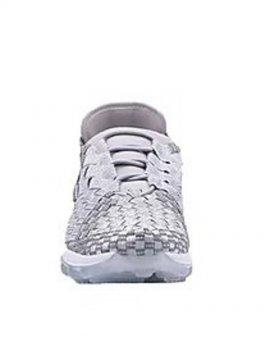 Chaussures Gummies Victoria silver grey clear marque Bernie Mev avant