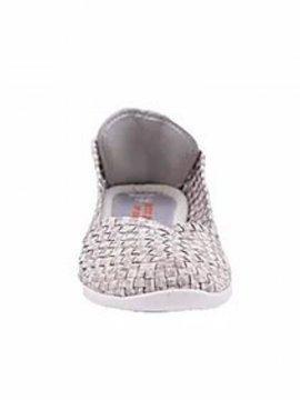 Chaussures Catwalk Sand Shimmer Cream marque Bernie Mev face