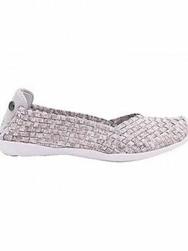 Chaussures Catwalk Sand Shimmer Cream marque Bernie Mev coté