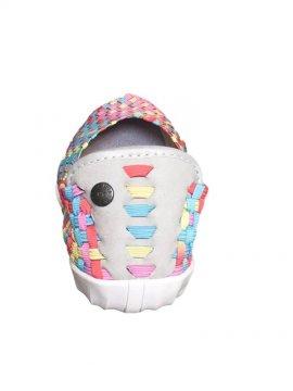 Chaussures Catwalk Candy Cambo Cream marque Bernie Mev dos