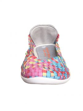 Chaussures Catwalk Candy Cambo Cream marque Bernie Mev face