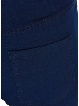Jean slim Amy, dark blue, marque Zizzi zoom
