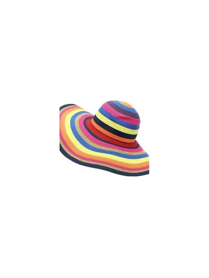 Capeline multicolore