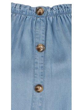 Yasmine, top jean, grande taille, marque Zizzi zoom