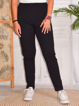 Legging grande taille Lagenlook