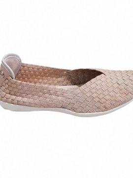 Chaussures Catwalk New Blush marque Bernie Mev profil