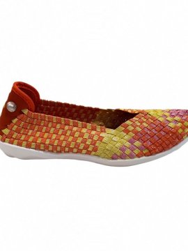 Chaussures Catwalk Margarita shimmer marque Bernie Mev profil