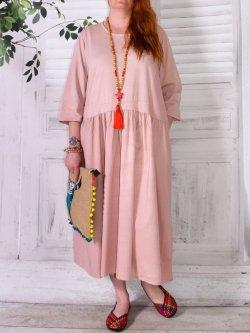 Majorque, robe romantique, marque Lagenlook