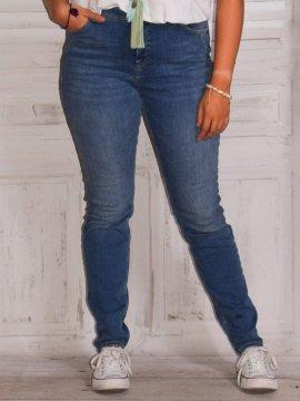 Jean slim Amy, blue denim, marque Zizzi 265