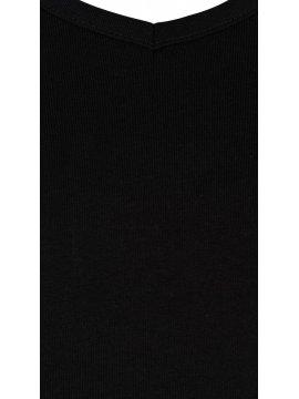 Robe Marrakech, marque Zizzi zoom noir couleur