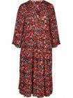 Robe fleurie Océane, marque Zizzi 456